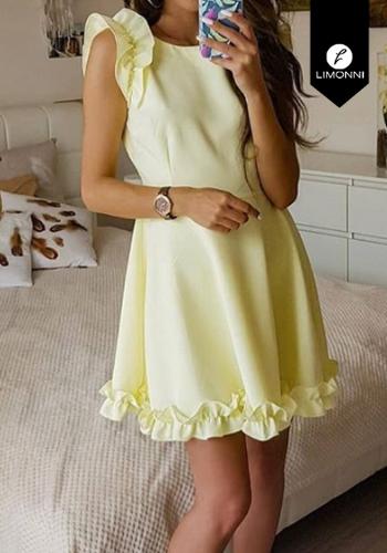 Vestidos para mujer Limonni Claudette LI2362 Cortos Casuales