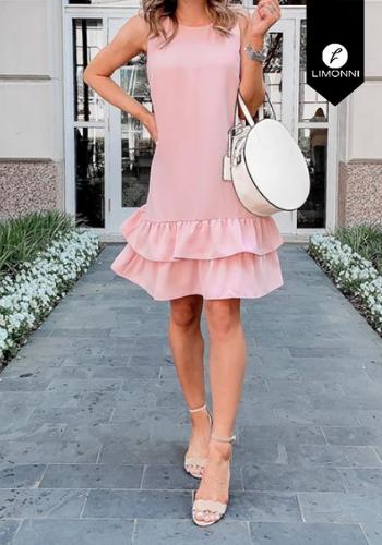 Vestidos para mujer Limonni Claudette LI2363 Cortos elegantes