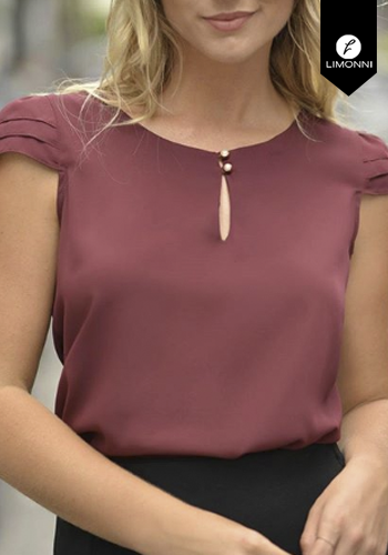 Blusas para mujer Limonni Claudette LI2365 Casuales