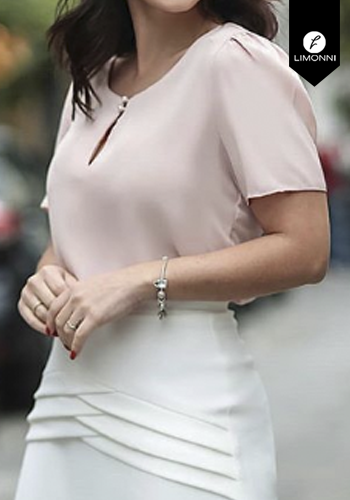 Blusas para mujer Limonni Claudette LI2366 Casuales