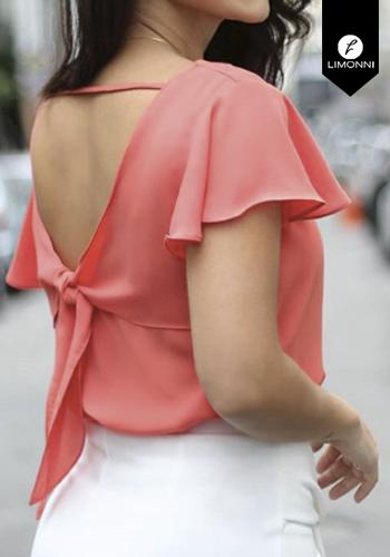 Blusas para mujer Limonni Claudette LI2368 Casuales