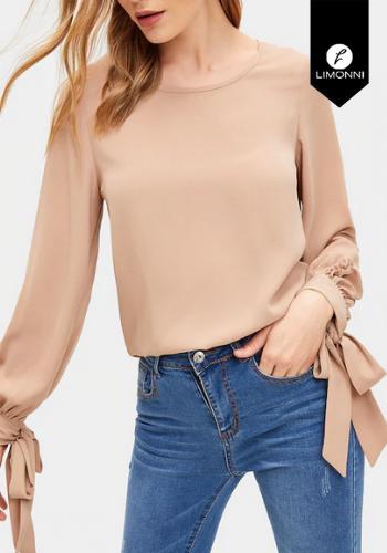 Blusas para mujer Limonni Claudette LI2373 Casuales