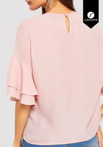 Blusas para mujer Limonni Claudette LI2375 Casuales