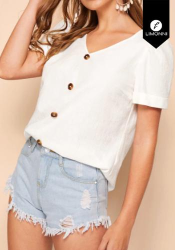Blusas para mujer Limonni Claudette LI2376 Casuales