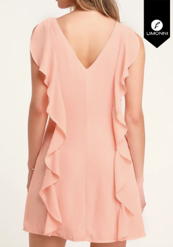 Vestidos para mujer Limonni Claudette LI2380 Cortos elegantes