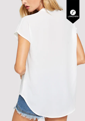 Blusas para mujer Limonni Claudette LI2383 Casuales