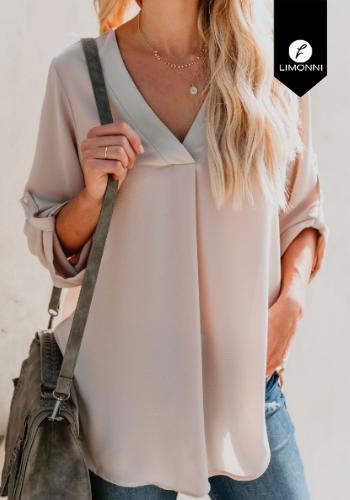 Blusas para mujer Limonni Claudette LI2384 Casuales