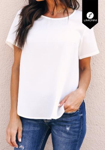 Blusas para mujer Limonni Claudette LI2385 Casuales
