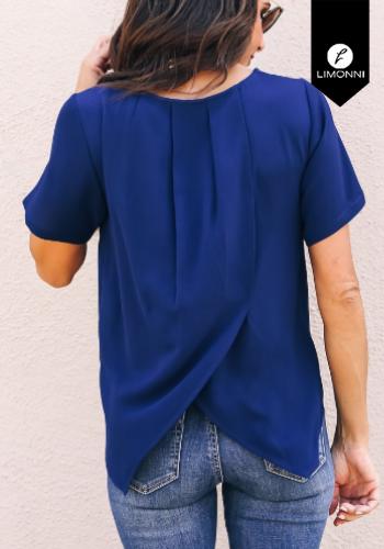 Blusas para mujer Limonni Claudette LI2386 Casuales