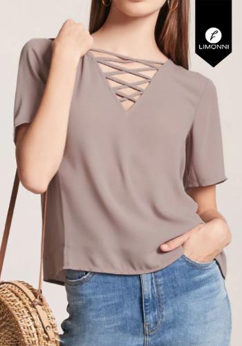 Blusas para mujer Limonni Claudette LI2389 Casuales