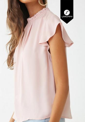 Blusas para mujer Limonni Claudette LI2393 Casuales