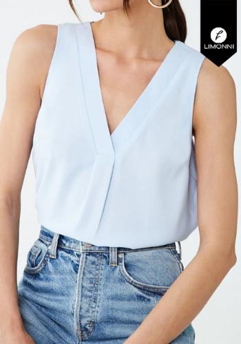 Blusas para mujer Limonni Claudette LI2396 Casuales