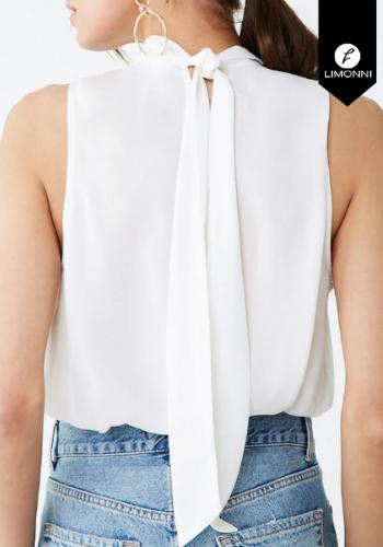 Blusas para mujer Limonni Claudette LI2398 Casuales