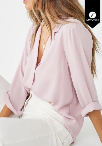 Blusas para mujer Limonni Claudette LI2399 Casuales