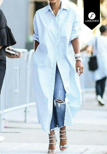 Blusas para mujer Limonni Claudette LI2405 Camiseras