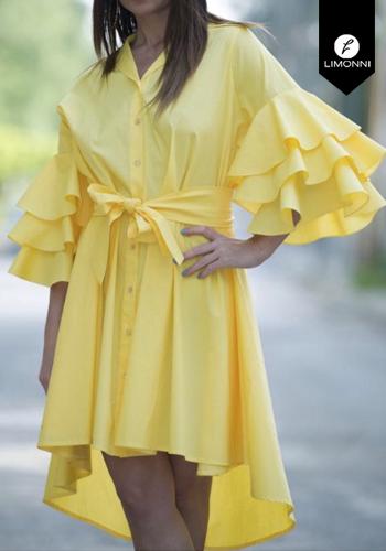 Vestidos para mujer Limonni Claudette LI2406 Cortos Casuales