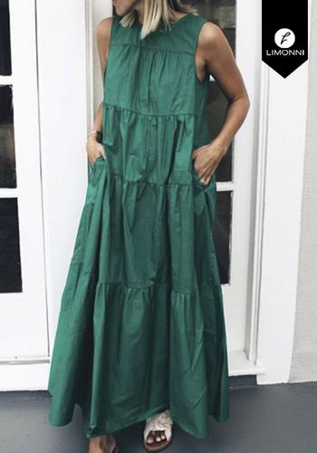 Vestidos para mujer Limonni Claudette LI2408 Maxidress
