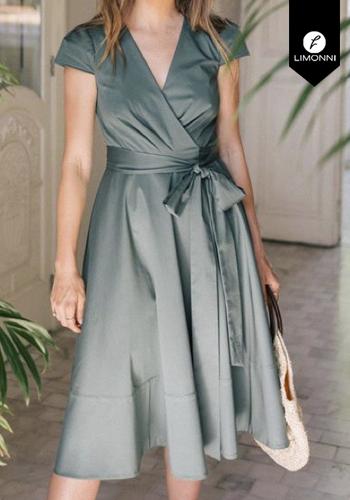 Vestidos para mujer Limonni Claudette LI2410 Maxidress