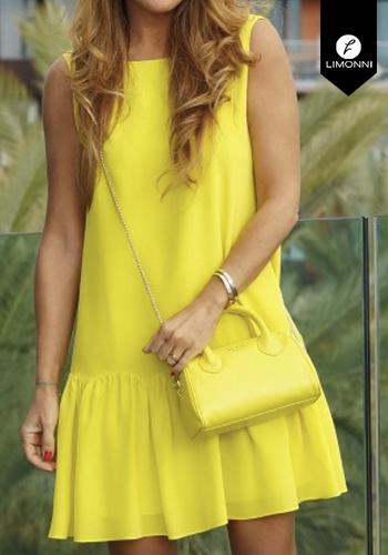 Vestidos para mujer Limonni Claudette LI2411 Cortos elegantes