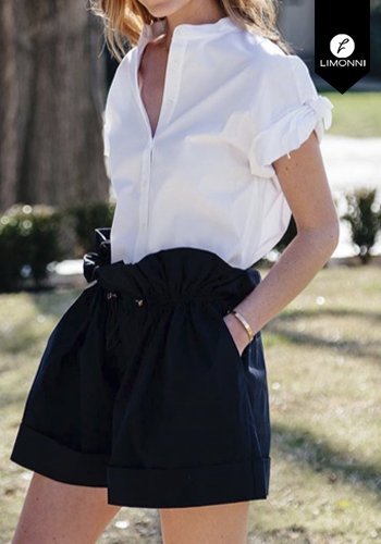 Blusas para mujer Limonni Claudette LI2416 Camiseras