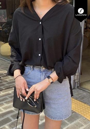 Blusas para mujer Limonni Claudette LI2417 Camiseras