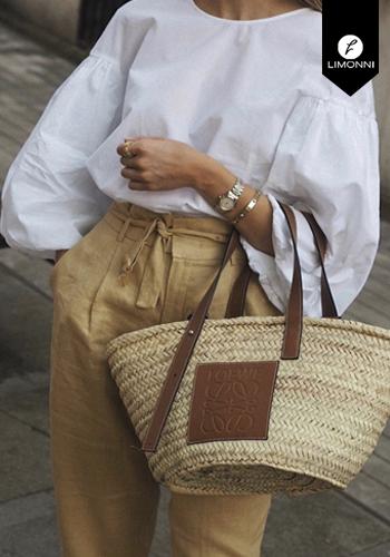 Blusas para mujer Limonni Claudette LI2423 Camiseras