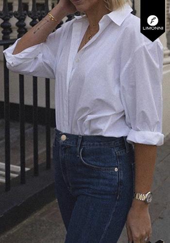 Blusas para mujer Limonni Claudette LI2424 Camiseras