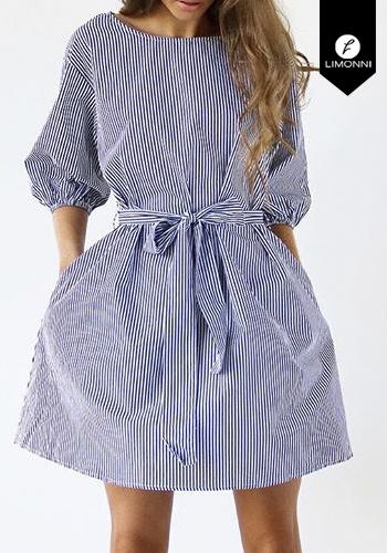 Vestidos para mujer Limonni Claudette LI2429 Cortos Casuales