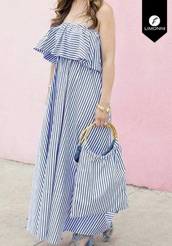 Vestidos para mujer Limonni Claudette LI2431 Maxidress