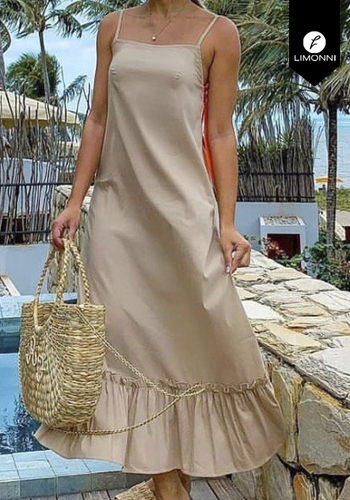 Vestidos para mujer Limonni Claudette LI2432 Maxidress