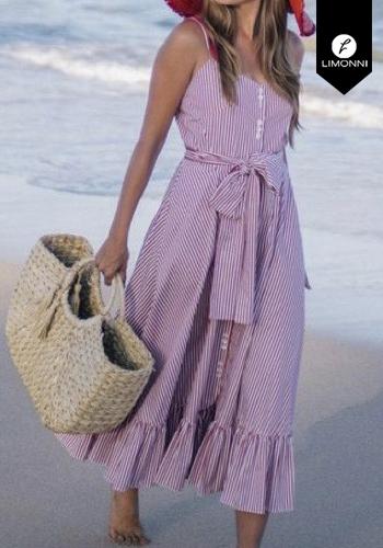 Vestidos para mujer Limonni Claudette LI2433 Maxidress