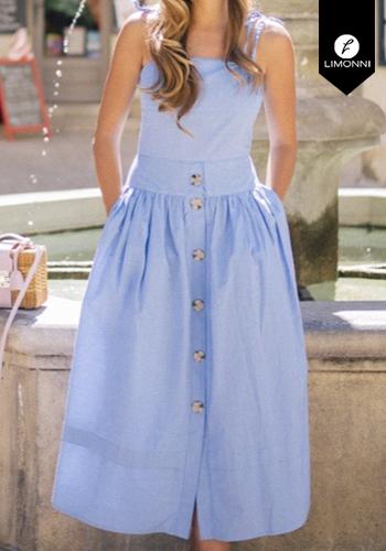 Vestidos para mujer Limonni Claudette LI2434 Maxidress