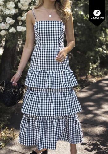 Vestidos para mujer Limonni Claudette LI2435 Maxidress
