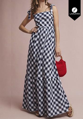 Vestidos para mujer Limonni Claudette LI2437 Maxidress