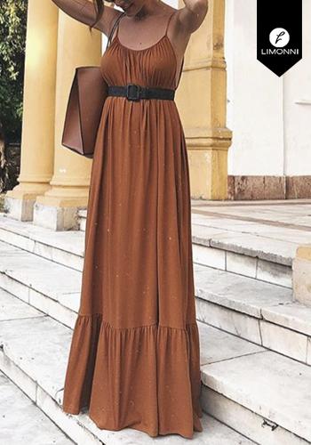 Vestidos para mujer Limonni Claudette LI2440 Maxidress