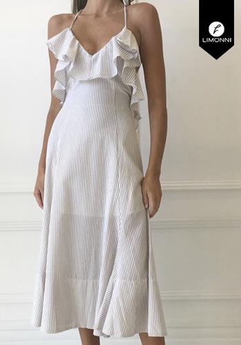 Vestidos para mujer Limonni Claudette LI2441 Maxidress