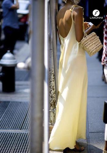Vestidos para mujer Limonni Claudette LI2442 Maxidress