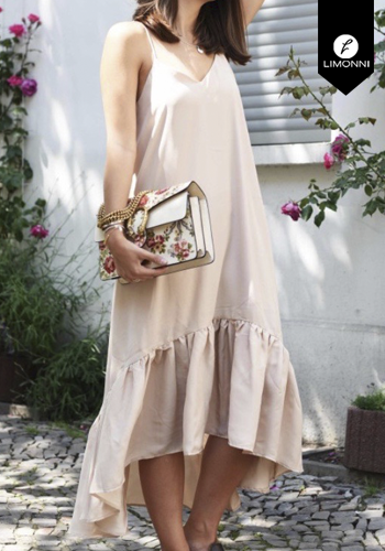 Vestidos para mujer Limonni Claudette LI2443 Maxidress