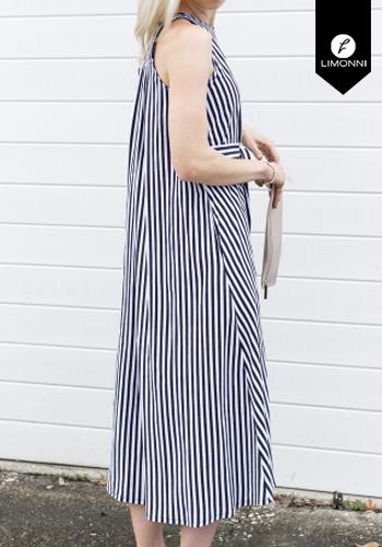 Vestidos para mujer Limonni Claudette LI2448 Maxidress