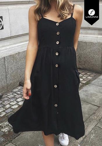 Vestidos para mujer Limonni Claudette LI2450 Maxidress