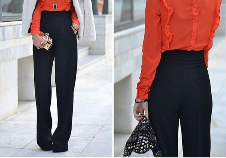 Pantalones Limonni Claudette LI2451 Pantalones Largos
