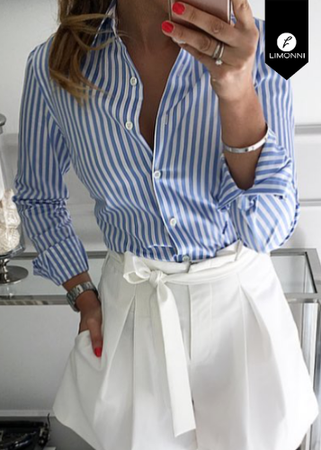 Blusas para mujer Limonni Bennett LI2452 Camiseras