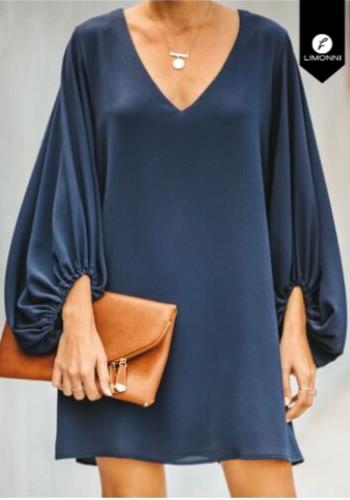 Vestidos para mujer Limonni Bennett LI2454 Cortos elegantes