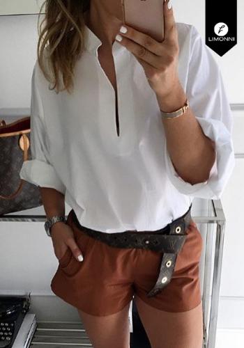 Blusas para mujer Limonni Claudette LI2455 Camiseras