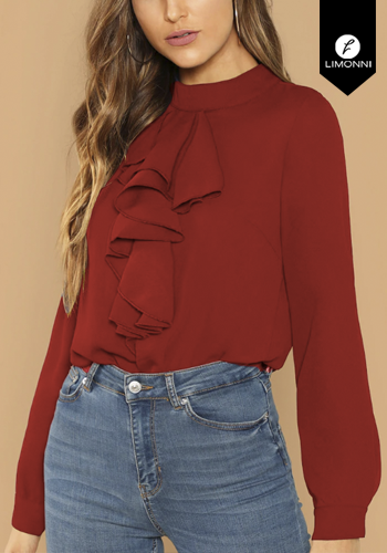 Blusas para mujer Limonni Bennett LI2461 Casuales