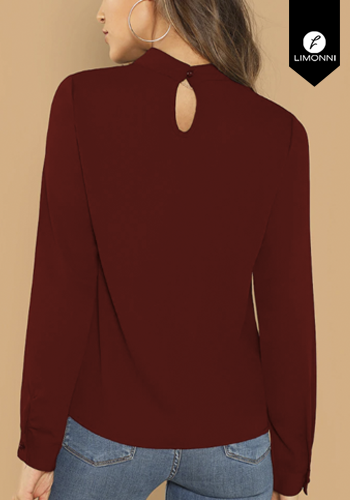 Blusas para mujer Limonni Claudette LI2462 Casuales
