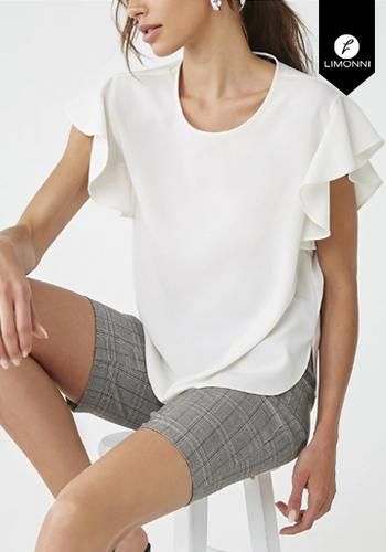 Blusas para mujer Limonni Claudette LI2468 Casuales