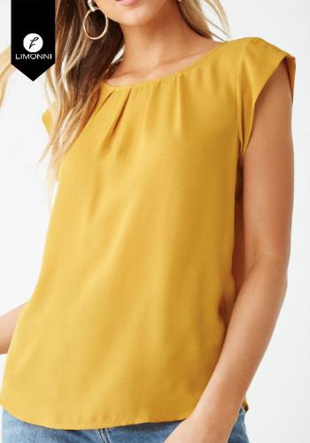 Blusas para mujer Limonni Claudette LI2476 Casuales