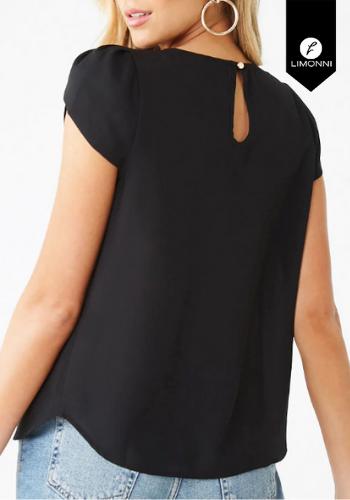 Blusas para mujer Limonni Claudette LI2478 Casuales