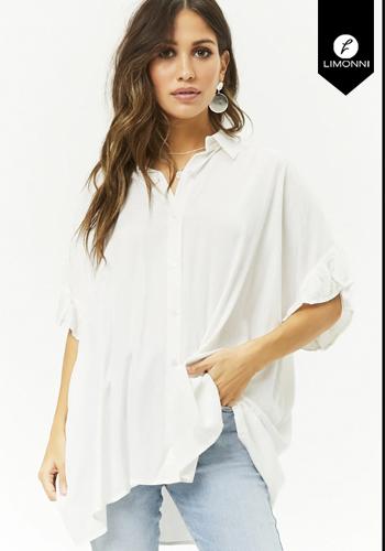 Blusas para mujer Limonni Claudette LI2480 Casuales